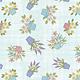 Benartex Butterfly Garden - Happy Flowers Sky (6205)