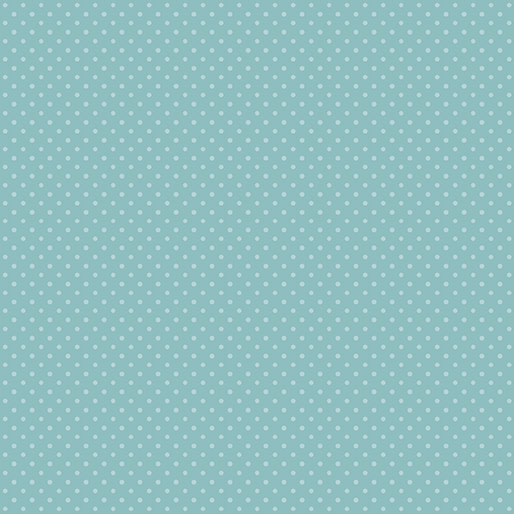 Benartex Butterfly Garden - Spring Dots Sky (7551)