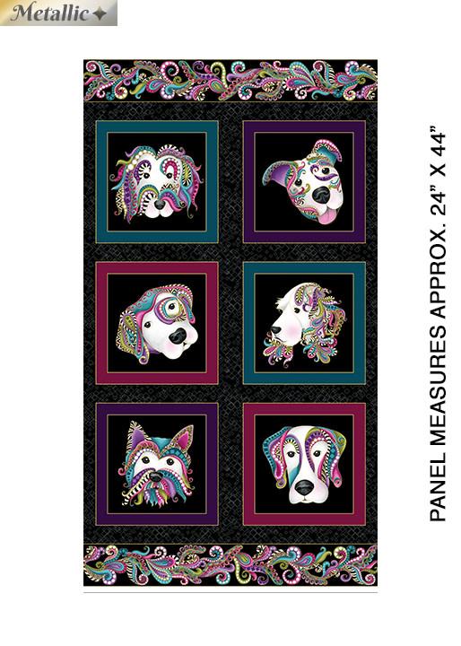 Dog On It - Panel (50M12)