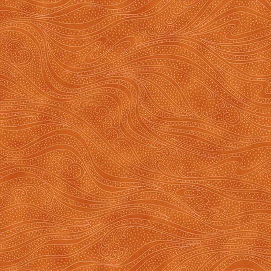 In the beginning Color Movement - Orange (17)