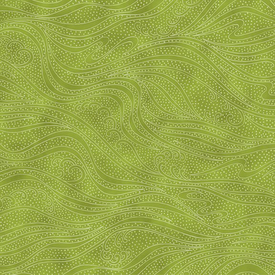 In the beginning Color Movement - Green (10)