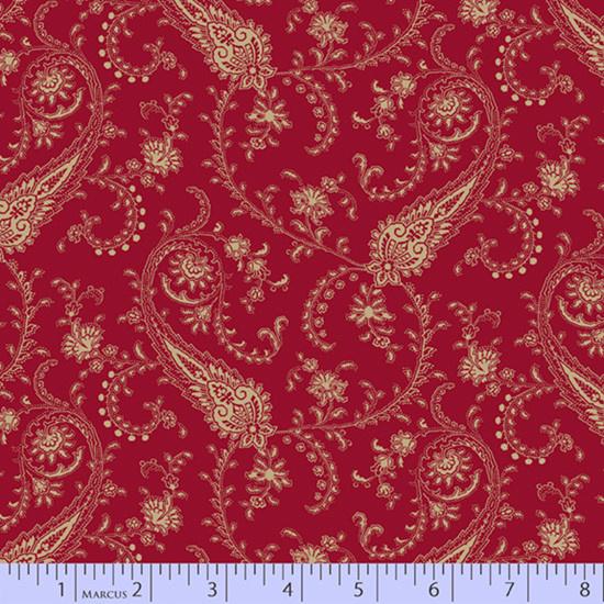 marcus fabrics Blue Meadow - 84111