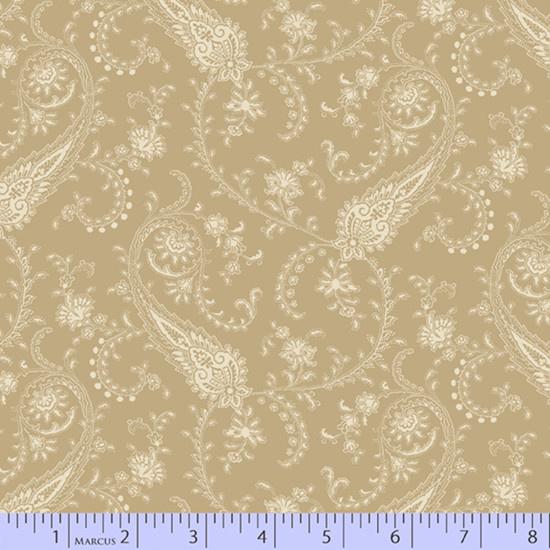 marcus fabrics Blue Meadow - 84140