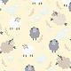 Dreamy Sheep Cream (8203)