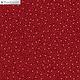 Benartex Celestial Lights Starry Sky Red - 39P10