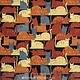 Benartex Crafty Cats - 140755