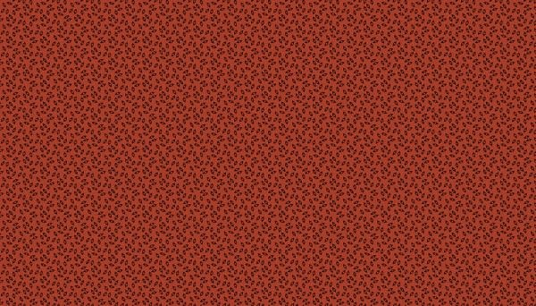 Makower Diamonds Red - 9014R