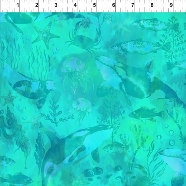 In the beginning Calypso Undersea Tonal - 5CAL2