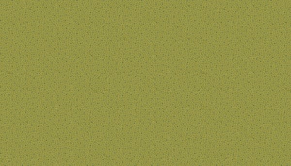 Makower Dotted Square Green - 9015G
