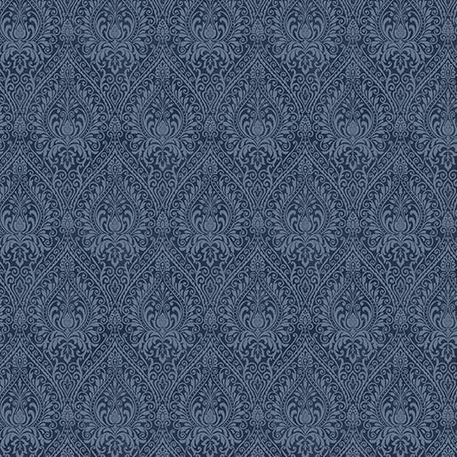 Benartex Color Traditions Chandler Blue - 546455