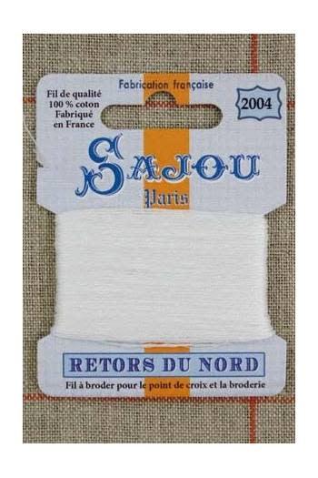 Sajou Sajou Mi-Blanc - 2004