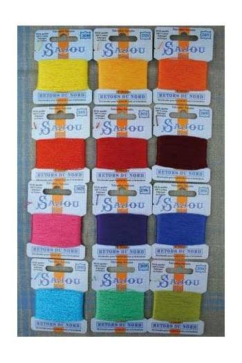 Sajou assortment of 12 modern Sajou couloris