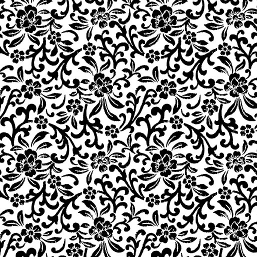 Kanvas Better Basics Scroll Floral - 780899