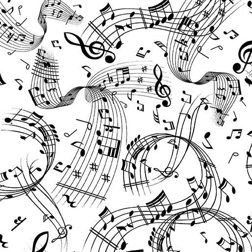Kanvas Better Basics Swirling Music - 780499