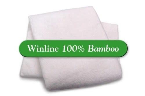 Winline 100% Bamboo Crib - 114 cm x 152 cm