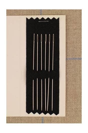 Sajou 6 Boutis Needles N26 - Sajou