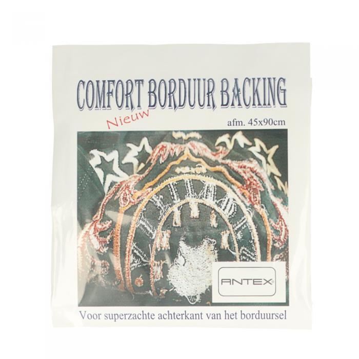 Diversen Comfort Borduur Backing (45x90cm)