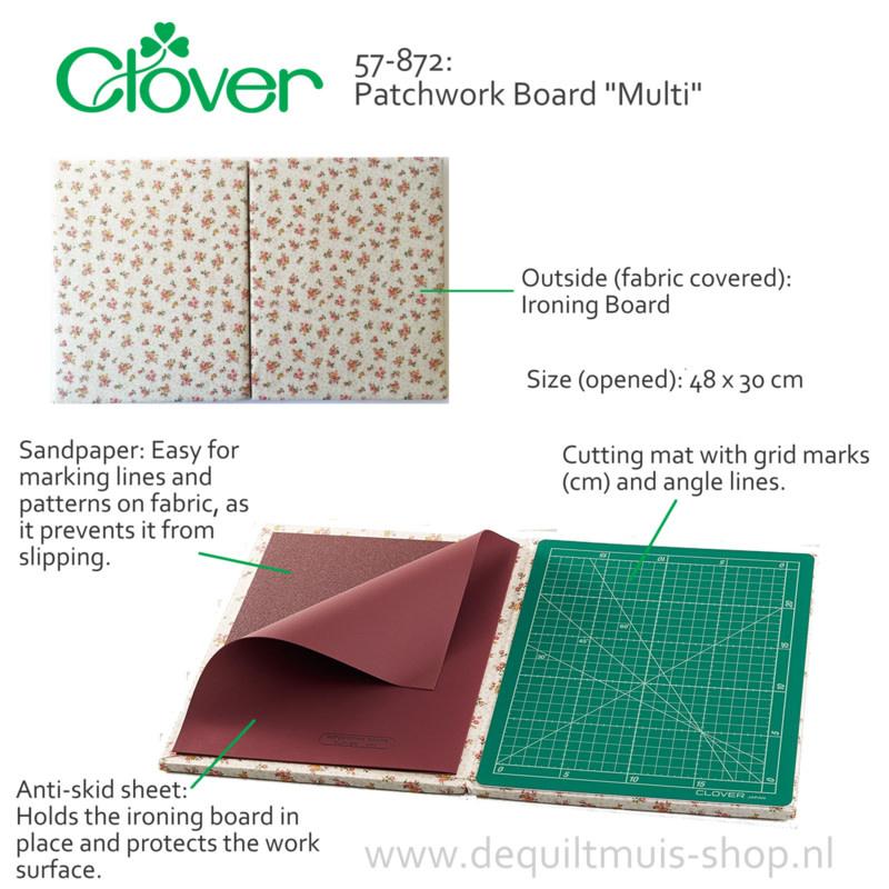 Clover Clover Patchwork Board