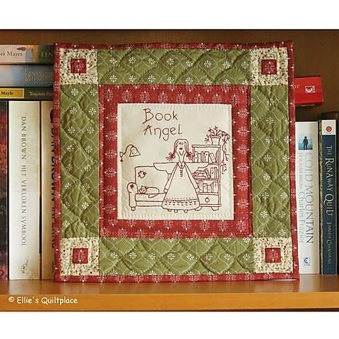 Book Angel - Pattern EQP
