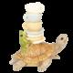 Decoratie schildpad