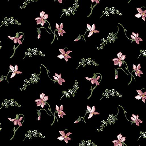 Benartex Accent On Magnolias - 361920