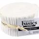 """KimberBell 2.5"""" Strips  White - KimberBell Basics"""