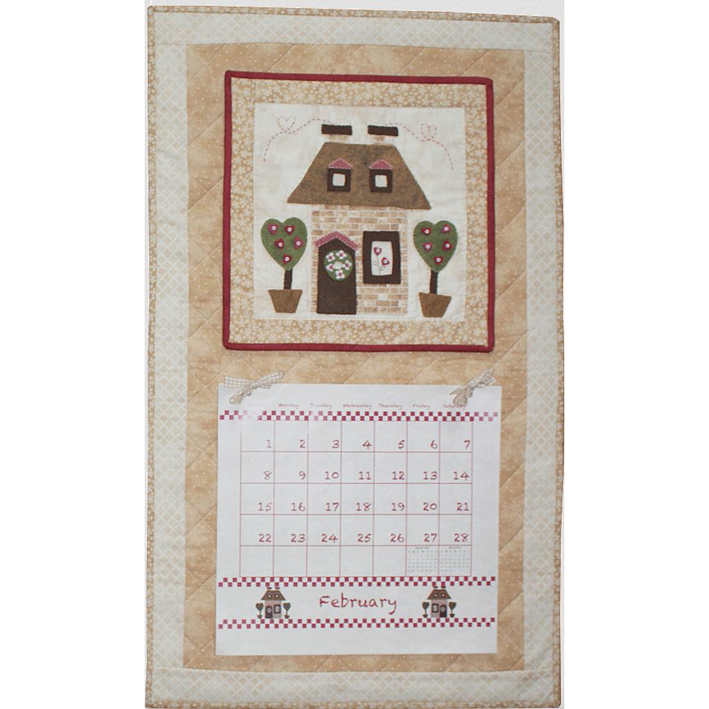 Calendar Holder: Light Edition - Complete kit