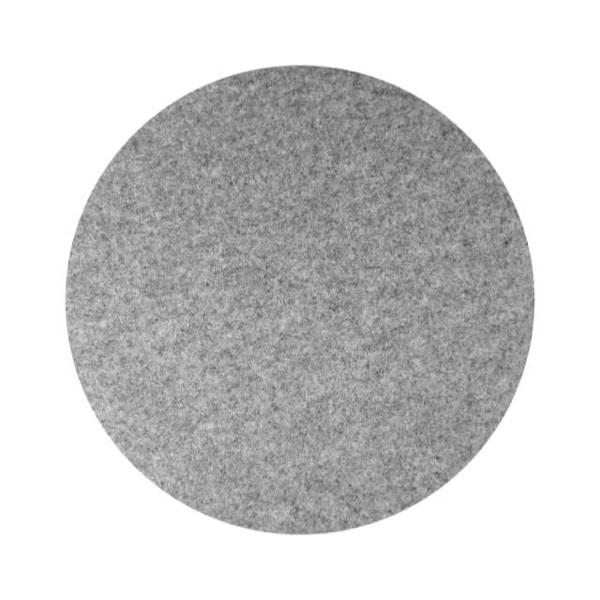 martelli Circular Wool Pressing Pad - Martelli