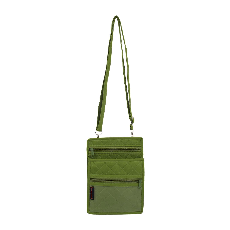 Yazzi Accessory & ID pouch Green