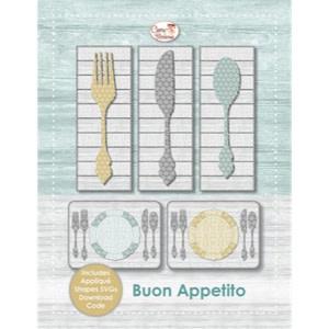 Contempo Buon Appetito Quilt Pattern