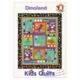 Kids Quilts Dinoland - Boys Bed Quilt Patroon