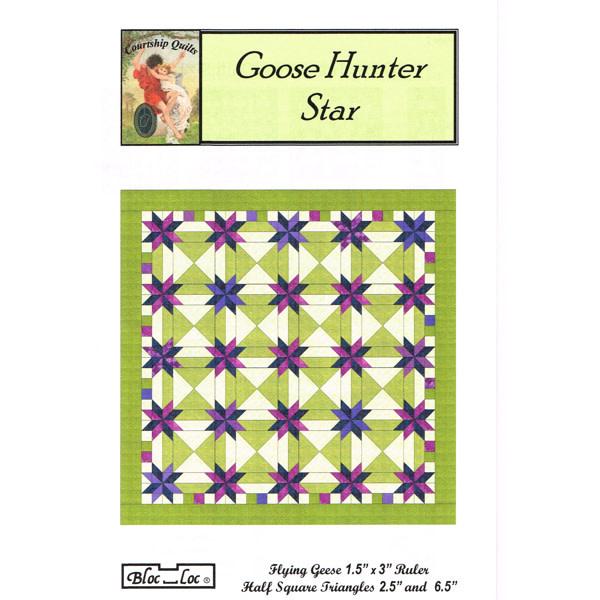 Bloc_Loc Bloc Loc Patroon - Goose Hunter Star