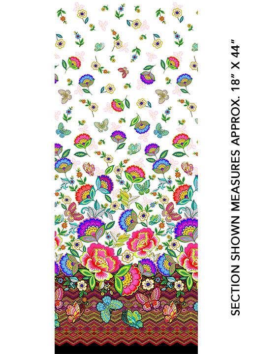 Dazzling Garden Border White - 982609
