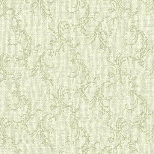 Benartex Accent On Sunflowers - Scroll Linen(1021570)