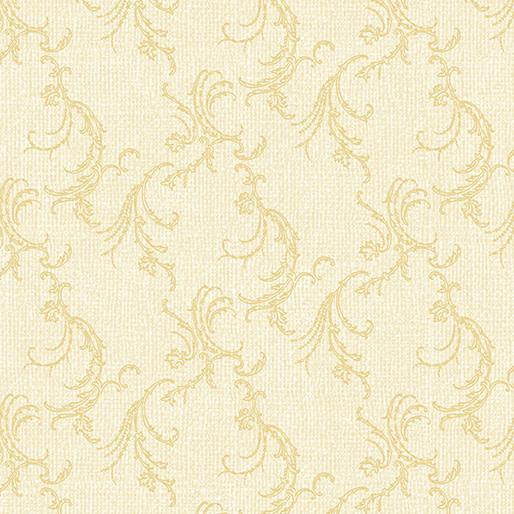 Benartex Accent On Sunflowers - Scroll Butter(1021503)
