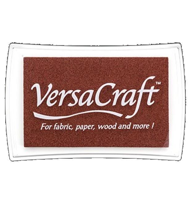 Versacraft Chocolate Ink Pad - Versacraft