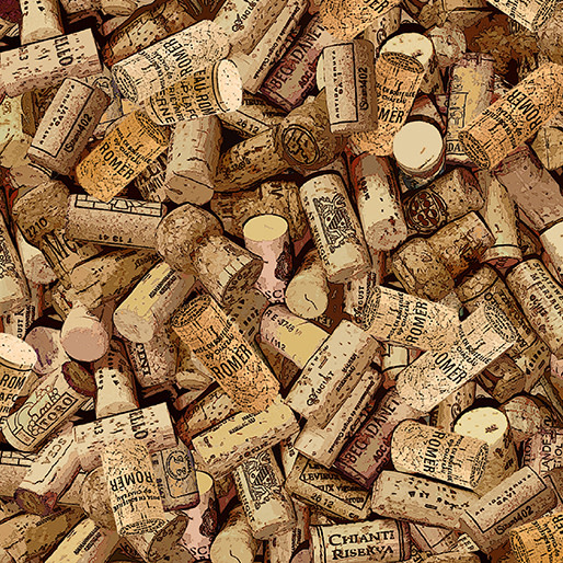 Kanvas Cheers to You - Corks Neutral (978807)