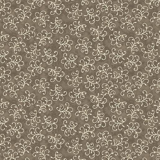 Benartex Color Traditions Grace Mocha - 546377