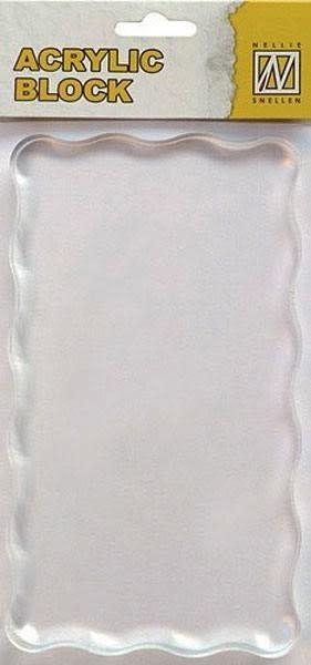 Acrylic Block - 16x9CM