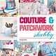 Les Editions De Saxe COUTURE & PATCHWORK SHABBY by Christa Rolf