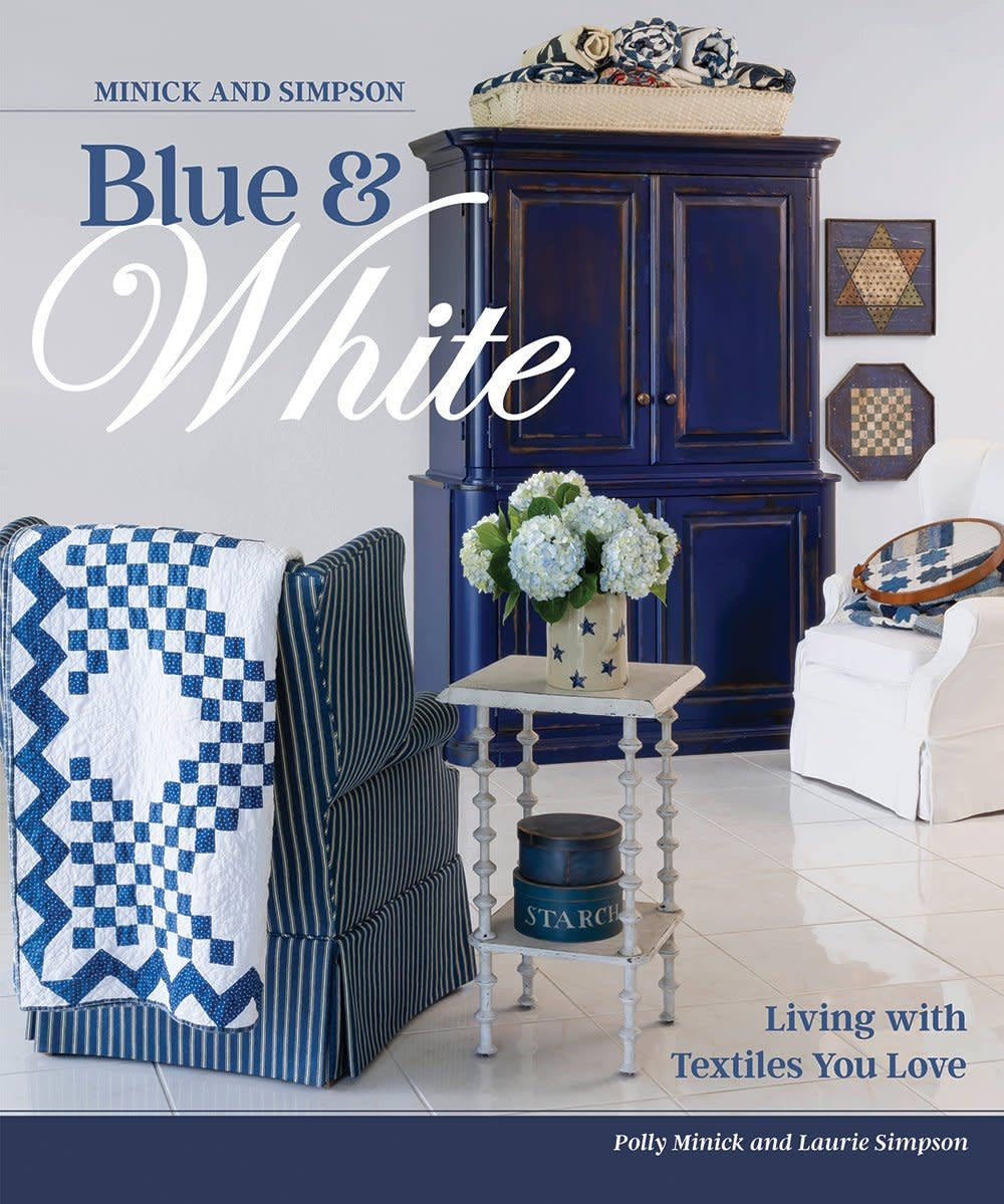 Blue & White Quilts - Minick And Simpson