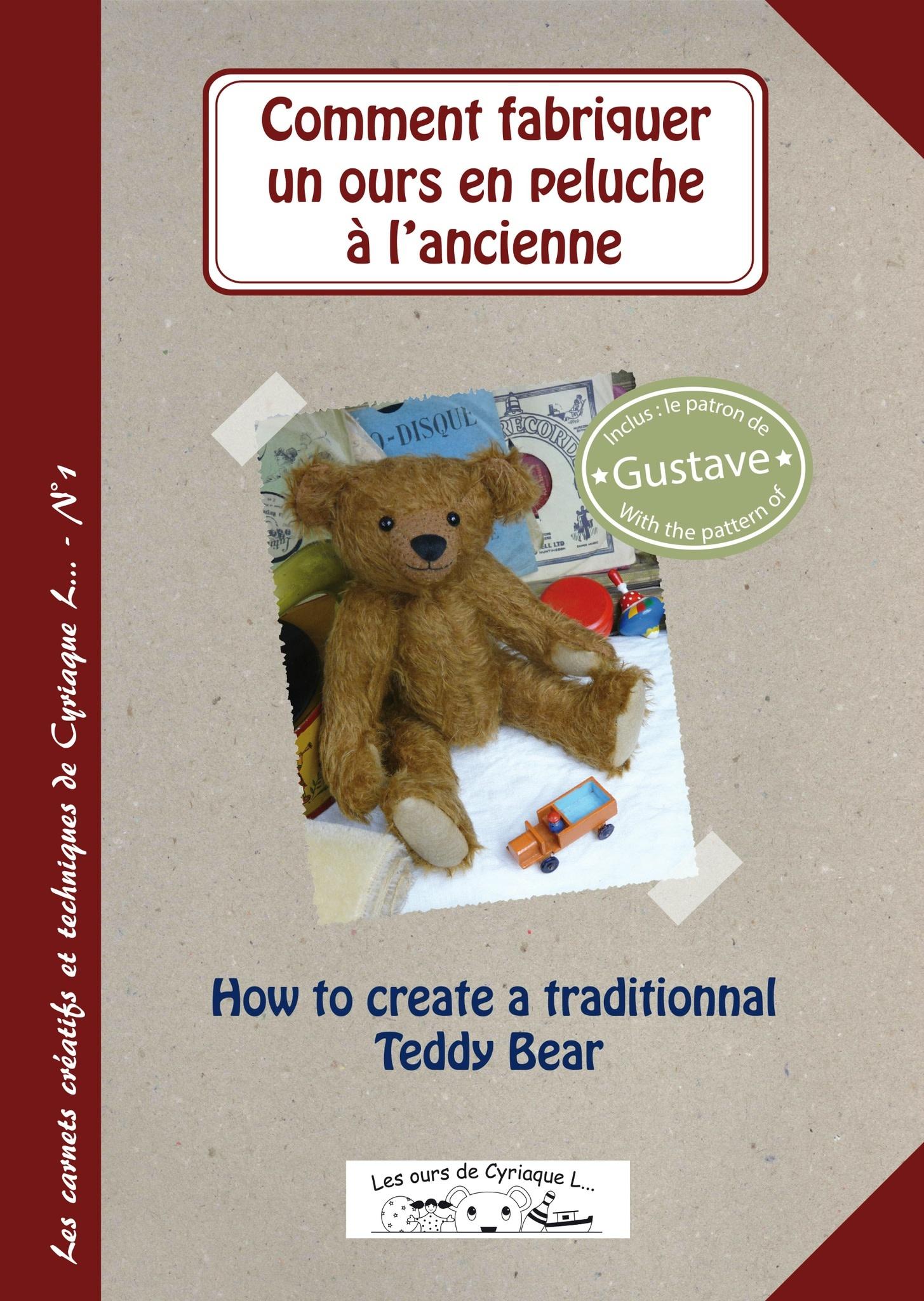 Comment Fabriquer Un Ours En Peluche A L'ancienne