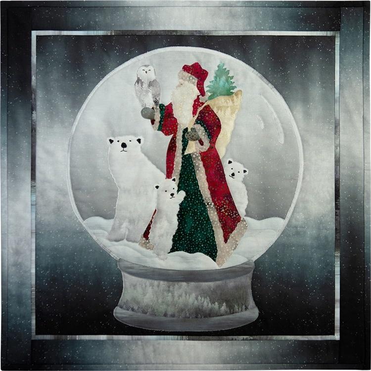 McKenna Ryan Christmas Around The Globe - Complete Kit