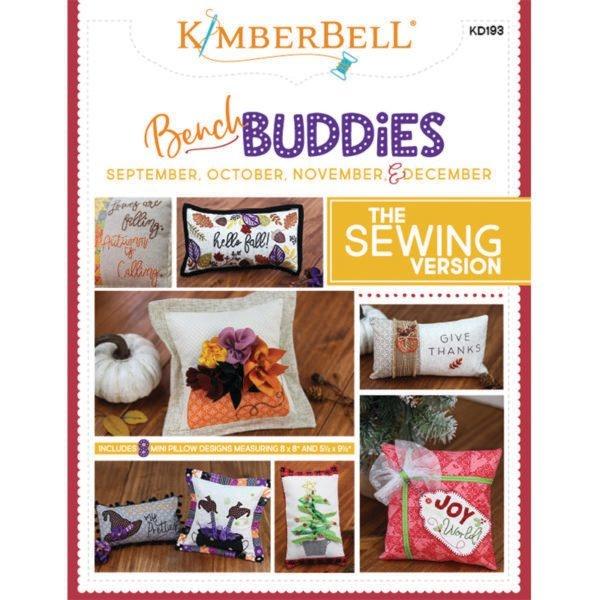 KimberBell Bench Buddies: September, October, November, December