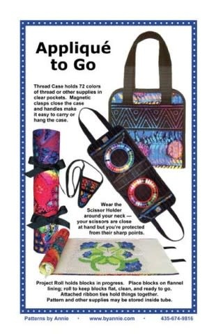 byAnnie Applique to Go - Patroon