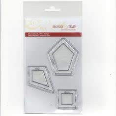 """3 Shapes To Make the Quilt """"Floating Colors"""" - CRP0012"""