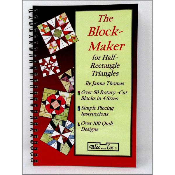Bloc_Loc Block Maker 1 - Bloc Loc Book