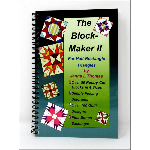 Bloc_Loc Block Maker II - Bloc Loc Book