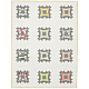 Sew Kind Of Wonderful Chic & Jazzy (53x70 inch) - QCR Pattern