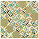 Sew Kind Of Wonderful Chic Diamonds (54x54 inch) - QCR Patroon